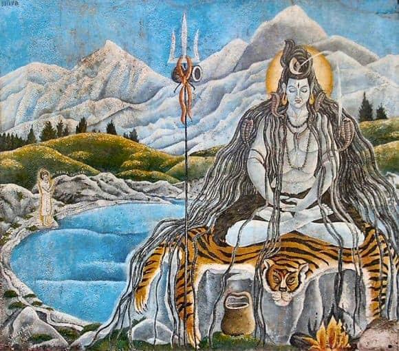 Faites émerger de la Rivière Sacrée, Sri Ganga, une personne nouvelle !