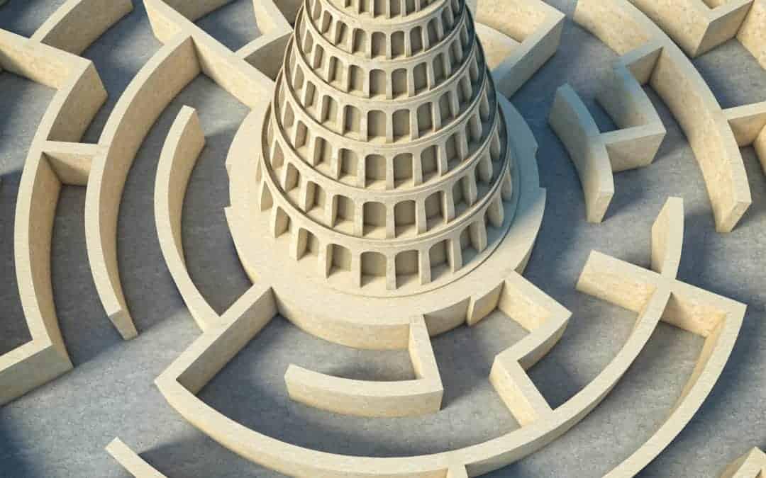 Accélérer l'Évolution de Notre Conscience: des mots pour traverser le labyrinthe de la vie (2/3)