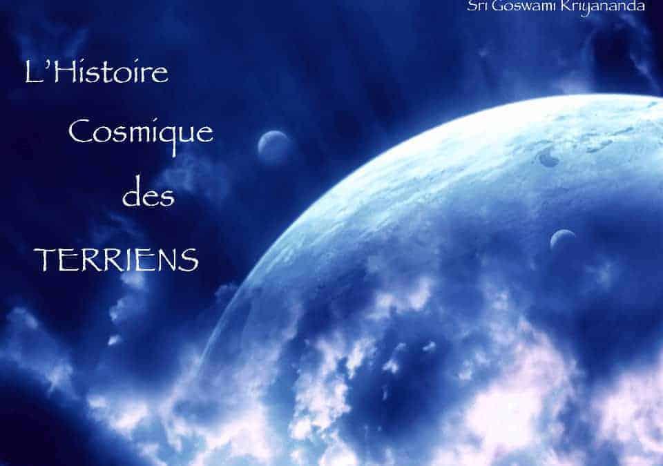 L'Histoire Cosmique des Terriens