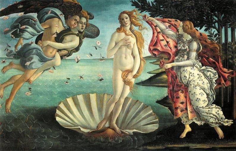 Vénus : Amour, Grâce et Eternité