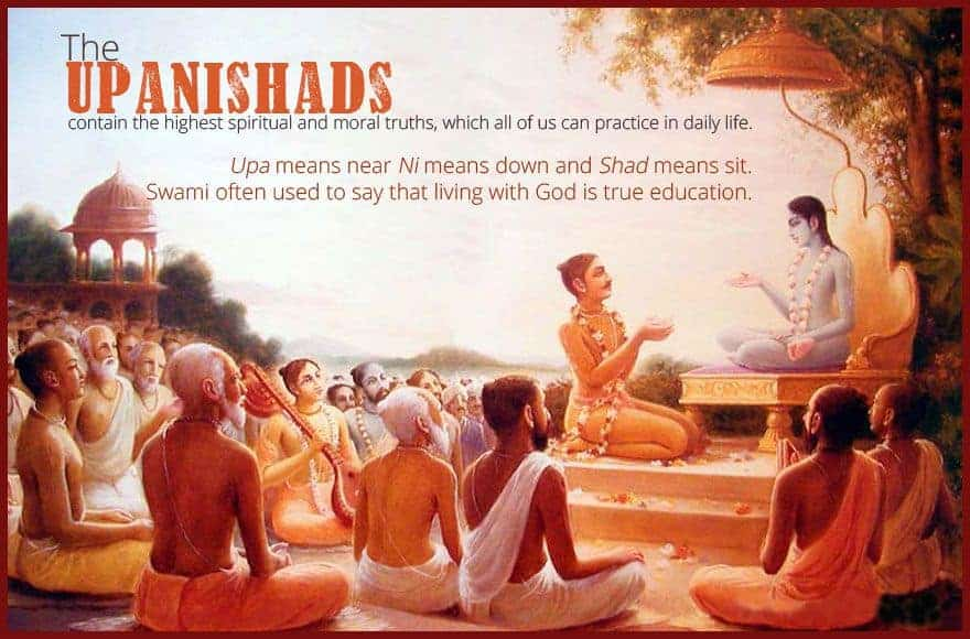 L'Essence des Upanishads